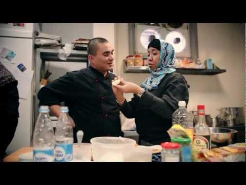 """Малазийская кухня в Чай-баре """"Казан"""" Malaysian cuisine"""