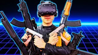 VR Was How Gun Game Was Meant To Be Played