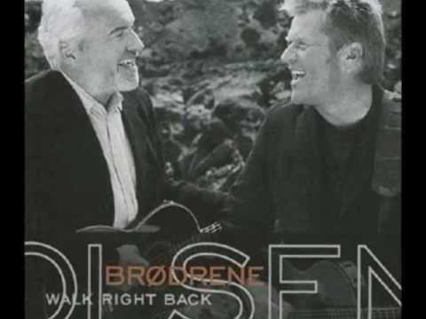 Olsen Brothers - Walk rigth back