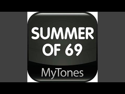 Summer of 69 - Ringtone