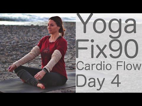 20-minute-yoga-cardio-flow-day-4-vinyasa-yoga-fix-90-|-fightmaster-yoga-videos