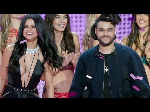 Selena Gomez and The Weeknd Performing ON STAGE Together!!!