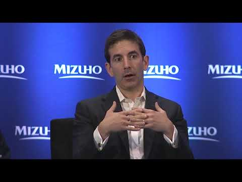 Fintech: Improving Operating Efficiences and the Customer Experience – Mizuho Investor Conference