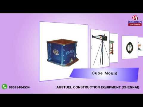 Construction Equipments By Austuel Construction Equipment, Chennai
