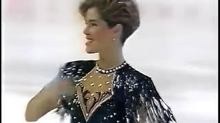 Jill Trenary 1990 Worlds (Halifax) Exhibition