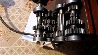 как сделать полноприводный квадроцикл с раздатки нивы