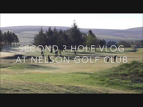 Golf Course VLOG - 3 Hole VLOG In The Sunshine