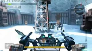 Lost Planet Extreme Condition Colonies Edition (Mission 2-VS) PC gameplay