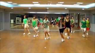 Good Time Rock & Roll Line Dance(Improver/Intermediate Level)