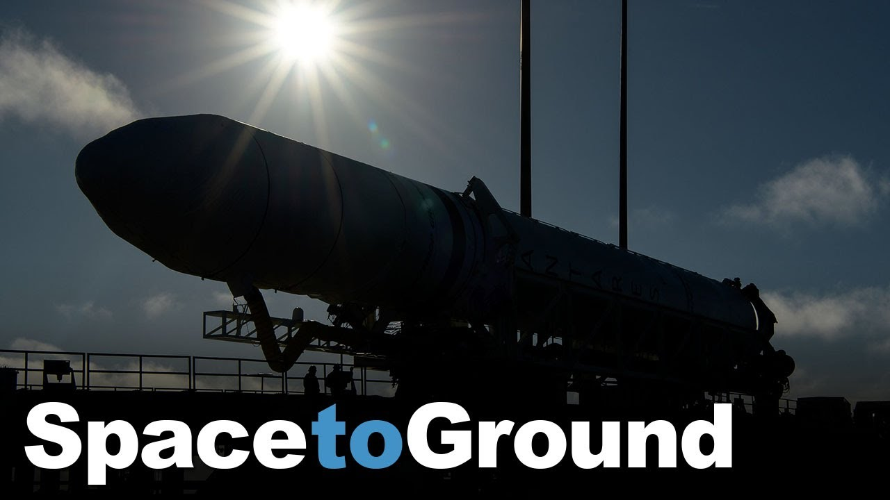 Space to Ground: Rolling Out: 09/25/2020