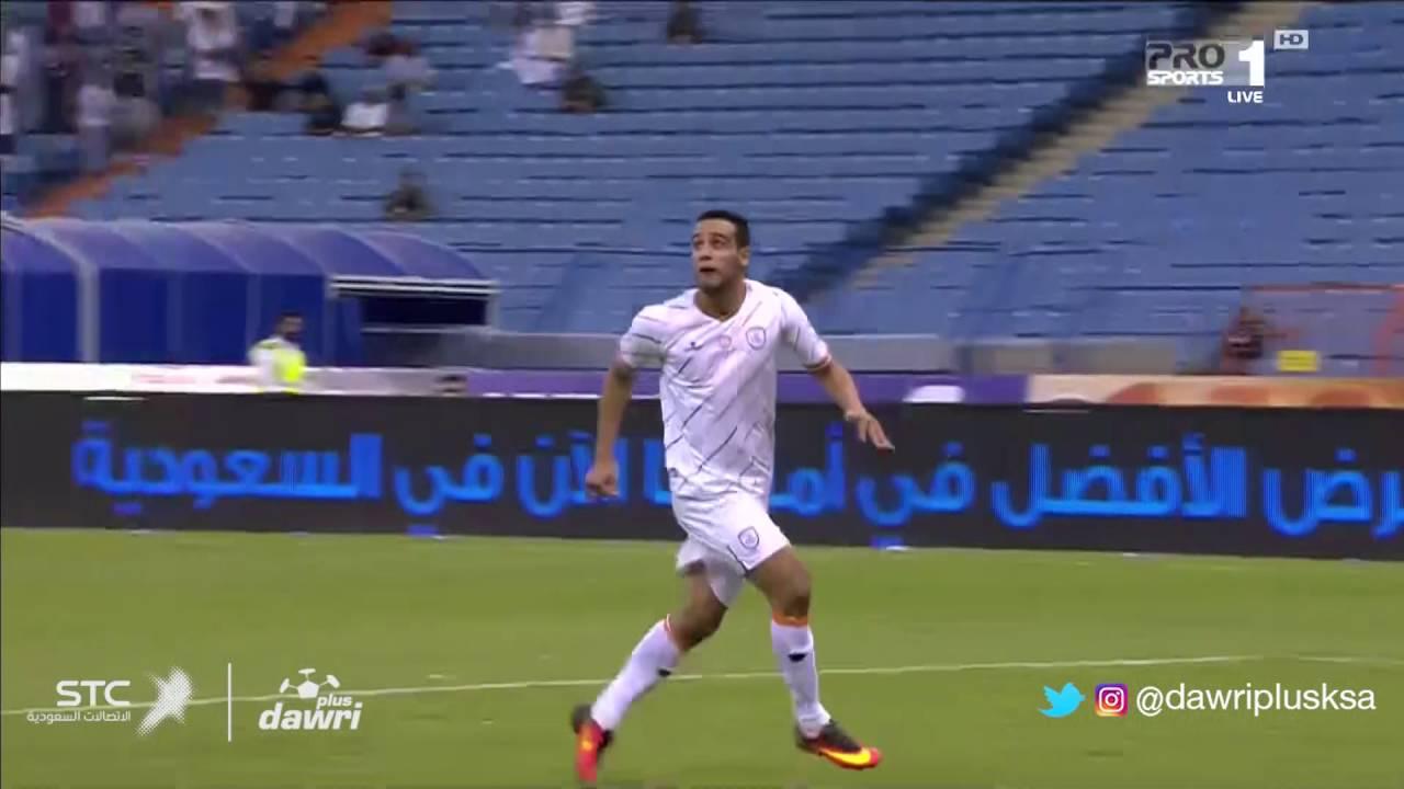 هدف الشباب الثاني ضد الأهلي (محمد بن يطو) في الجولة 3 من دوري جميل