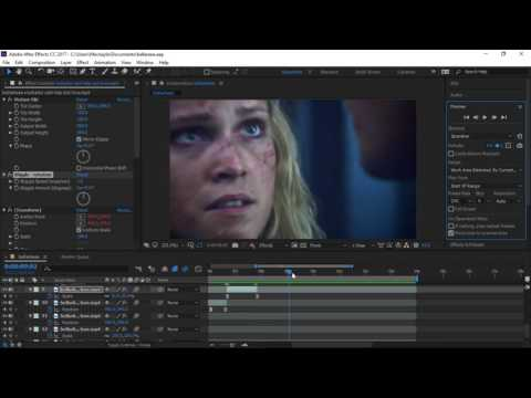 Watch me edit / After Effects CC and Sony Vegas Pro 14 - #3
