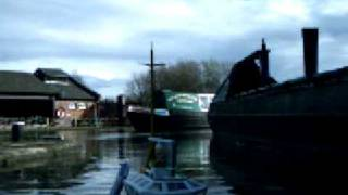 Tug Towing @ Ellesmere Port  March 09