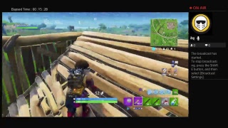 Fortnite solos gameplay