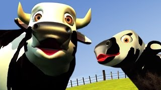 Lola the Cow - The Farm's songs for kids, Children's music thumbnail