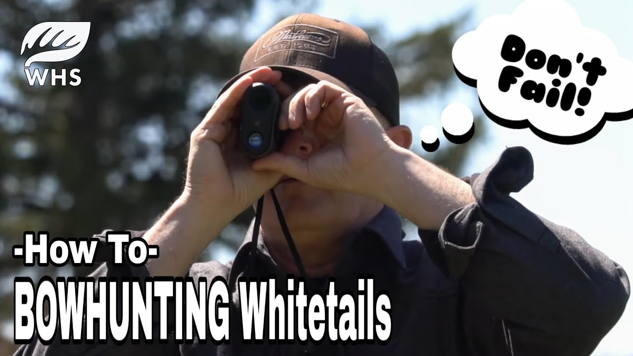 Find Whitetail Bowhunting SUCCESS | Don't Miss!