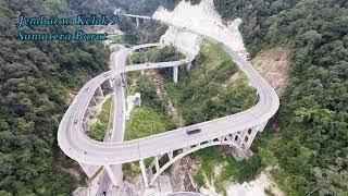 Video Keindahan Jembatan Kelok 9 dari udara download MP3, 3GP, MP4, WEBM, AVI, FLV Juni 2018