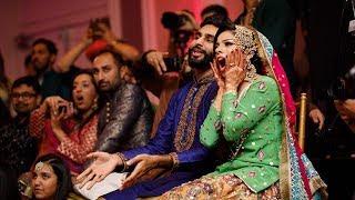 Amazing MEHNDI Dance Performance by Sarish Khan