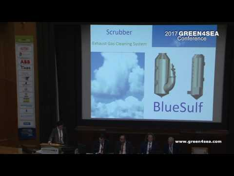 2017 GREEN4SEA - Andrés Gómez, BlueSoul