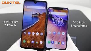 الهاتف ذو أكبر شاشة فى العالم وبطارية 6000 مللى أمبير يأتى بسعر 200 دولار فقط