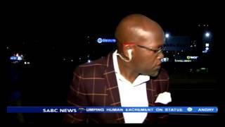 Vuyo Mvoko mugged in full view of SABC cameras thumbnail
