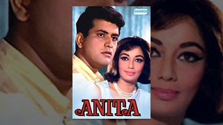 Anita - Hindi Full Movies - Manoj Kumar | Sadhana | I. S. Johar - Bollywood Superhit Movie