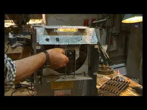 Ebac Dehumidifier repair, fan restoration, distilled water production