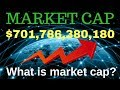 What is market cap | Cryptocurrency for beginners
