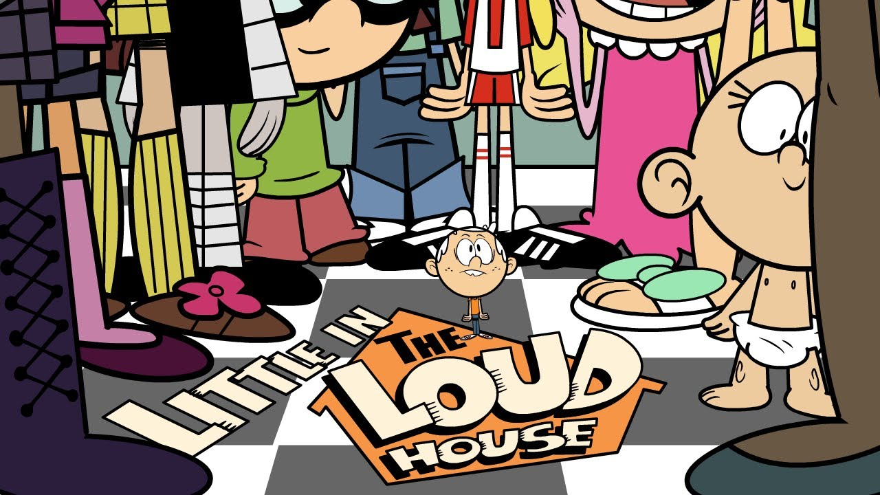 Little In The Loud House: Episode 2