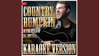 You Are My Everything (In the Style of Calloway) (Karaoke Version)