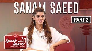 Sana Saeed Biography