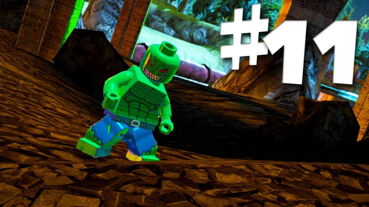 Road To Arkham Knight - Lego Batman 2 Gameplay Walkthrough ...