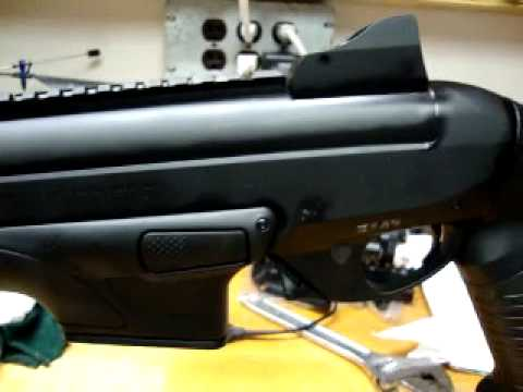 benelli mr1 .223 home defense rifle - youtube