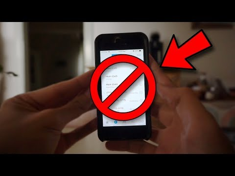 How To Block Contacts On iPhone.