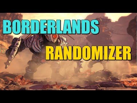 Borderlands Randomizer /w Elegy! BOLT ACTION NUKES