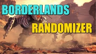 Borderlands Randomizer /w Elegy! BOLT ACTION NUKES