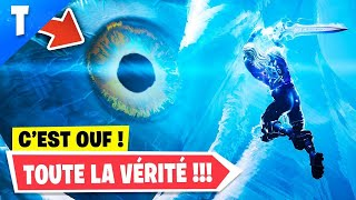 Wow.. THE TRUTH ON THE SECRET OF POLAR PEAK ON FORTNITE!!