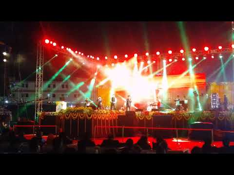 Salim sulaman singing yeh hosala live on stage