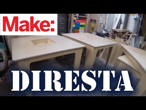 DiResta: Little Maker Tables