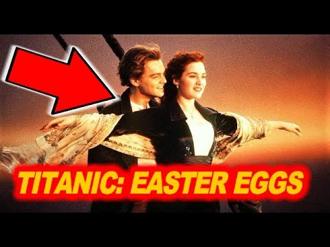 30 EASTER EGGS in TITANIC ( 1997 ) - YouTube