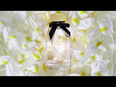 New Eclat Mon Parfum Oriflame Youtube