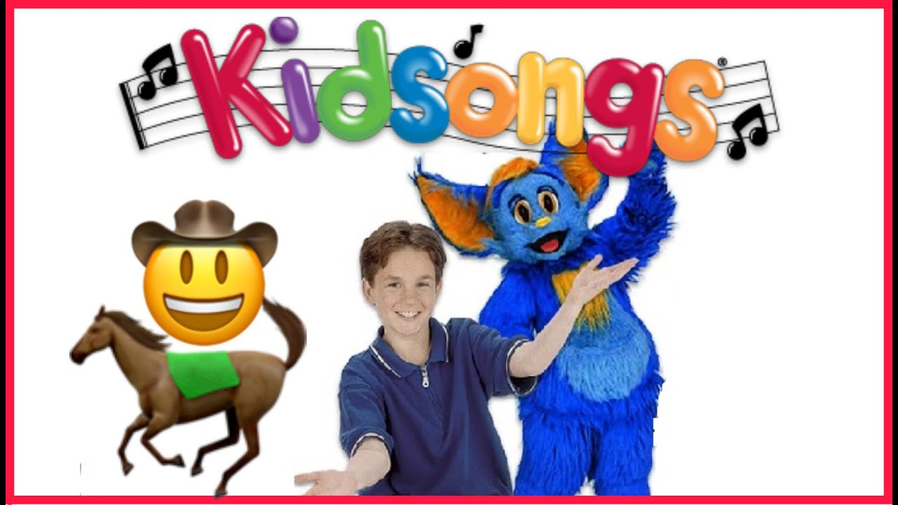 Rodeo Rider | Kidsongs | What I Want To Be | PBS Kids | Animal Fun