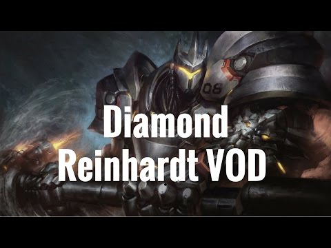 Diamond Reinhardt: Charges, Positioning and Shielding