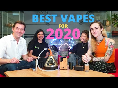 Best New Vaporizers for 2020