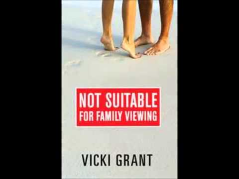 Not Suitable for Family Viewing book trailer