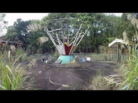 Abandoned Theme Park In Taiwan - Encore Garden