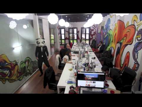 Harlem Shake - Airbnb Office Edition (Singapore)