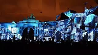 Санкт-Петербург 3D световое шоу 1917-2017