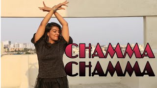 Chamma Chamma | Easy Steps | Fraud Saiyaan | Neha Kakkar | Deepily Dance Dreams Choreography|
