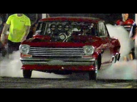 Street Outlaws New Orleans Prime Evil Vs Birdman At Dirty South Gulfport